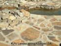 SouthScape Rock and Stone Sample Gallery: Patio Surround