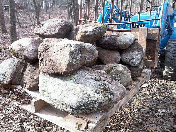 Stone And Rock Southscape Landscape And Erosion Control Supplies In